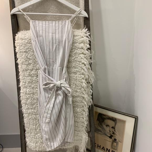 Mini Striped Summer Dress